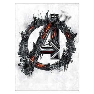 Avengers. Размер: 40 х 55 см